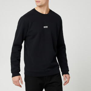 BOSS Men's Weevo Sweatshirt - Black