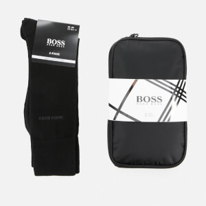 BOSS Hugo Boss Men's 2 Pack RS Gift Set Bag - Black