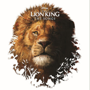 The Lion King: The Songs LP