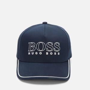 BOSS Hugo Boss Men's Basic Cap - Navy