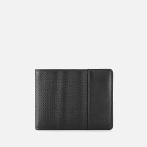 BOSS Hugo Boss Men's Wallet and Card Holder Gift Set - Black