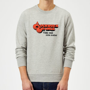 A Clockwork Orange Viddy Well Little Brother Sweatshirt - Grey