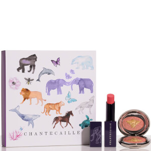 Chantecaille Wild Pairs Set: Cheek and Lip Duo - Emotion