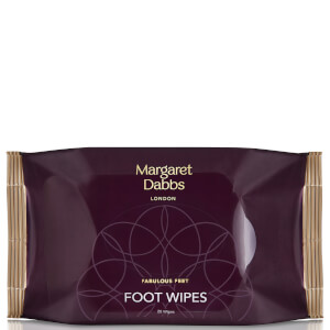 Margaret Dabbs London Foot Cleansing Wipes 20 Wipes