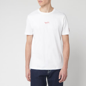 HUGO Men's Durned 201 T-Shirt - White