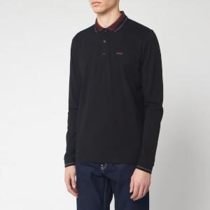 HUGO Men's Donol 201 Polo Shirt - Black