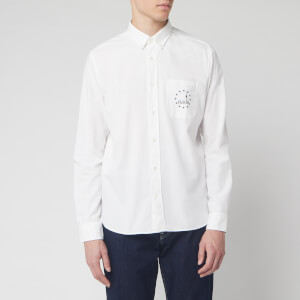 HUGO Men's Ermann Shirt - White