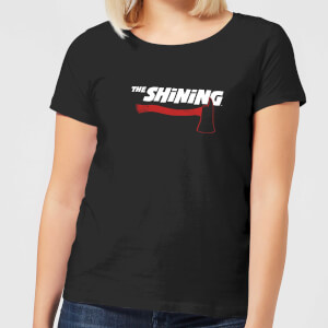 The Shining Red Axe Women's T-Shirt - Black