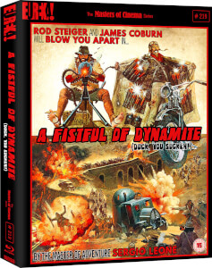 A Fistful Of Dynamite (Aka Duck, You Sucker!) - Limited Edition