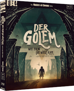 Der Golem - Limited Edition