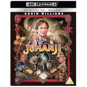 Jumanji - 4K Ultra HD (Includes Blu-ray)