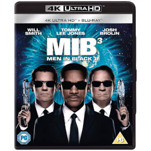 Men In Black 3 - 4K Ultra HD (Includes Blu-ray)