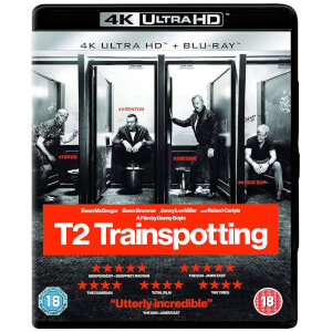 T2 Trainspotting - 4K Ultra HD (Includes Blu-ray)