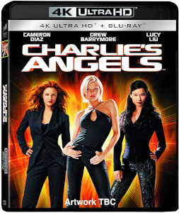 Charlie's Angels (2000) - 4K Ultra HD (Includes Blu-ray)