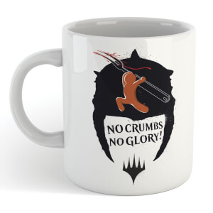 check name: Magic The Gathering Throne of Eldraine Gingerbread Slayer mug