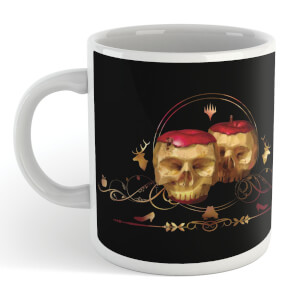 Magic The Gathering Throne of Eldraine Poisoned Apple mug