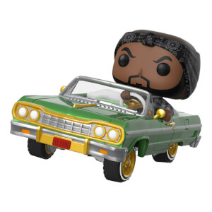 Pop! Rocks Ice Cube in Impala Funko Pop! Ride