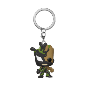 Marvel Venom Groot Pop! Keychain