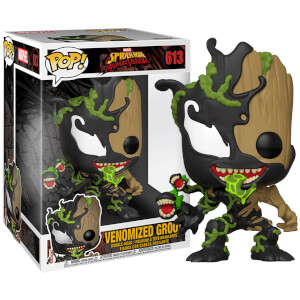 Figurine Pop! Groot Vénomisé 10 Pouces - Marvel