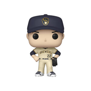 Major League Baseball: Brewers - Christian Yelich Figura Funko Pop! Vinyl