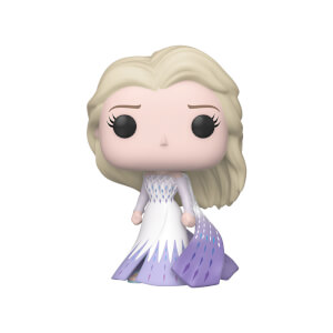 Disney Frozen 2 Elsa (Epilogue Dress) Pop! Vinyl Figure