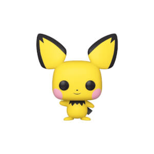 Pichu Pokemon Pop! Vinyl Figure
