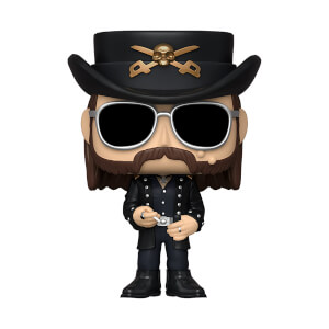 Pop! Rocks: Motörhead - Lemmy Figura Funko Pop! Vinyl