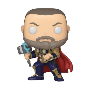 Marvel Avengers Game Thor (Stark Tech Suit) Pop! Vinyl Figure