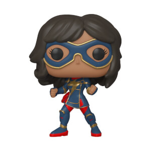 Figura Funko Pop! - Kamala Khan (Stark Tech Traje) - Avengers Game