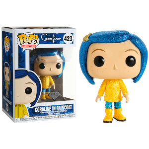 Coraline Diamond Glitter EXC Pop! Vinyl Figure