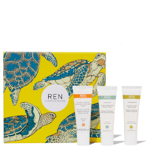 REN Clean Mask Trio (Worth £28.00)