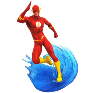 Figurine The Flash en PVC, DC Gallery – Diamond Select