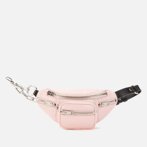 Alexander Wang Women's Attica Soft Mini Hip/Cross Body Pouch Bag - Pink