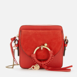 See By Chloé Women's Joan Camera Bag - Radiant Red