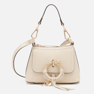 See by Chloé Women's Mini Joan Cross Body Bag - Cement Beige