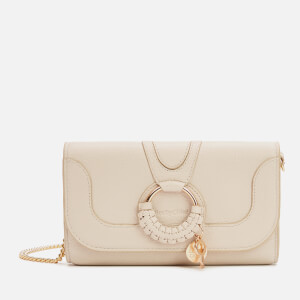See by Chloé Women's Hana Cross Body Purse - Cement Beige