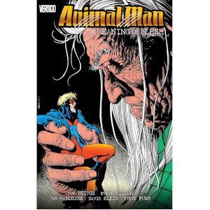 Vertigo Comics Animal Man Trade Paperback Vol. 05 The Meaning of Flesh