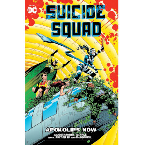 DC Comics Suicide Squad Trade Paperback Vol. 05 Apokolips Now