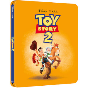 Toy Story 2 - 4K Ultra HD Zavvi UK Exclusive Steelbook (Includes 2D Blu-ray)
