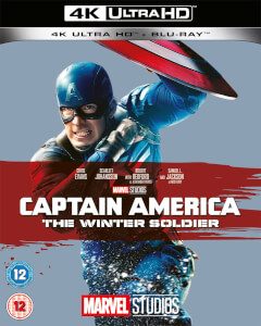 Captain America The Winter Soldier - 4K Ultra HD