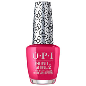OPI Hello Kitty Limited Edition Nail Polish - All About the Bows Infinite Shine 15ml