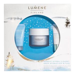 Lumene Nordic Hydra [Lahde] Deep Hydration Ritual Gift Set