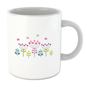 Childish Flowers 2 Mug