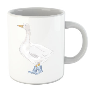 A Goose In Wellies Mug