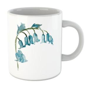Blue Bells Flower Mug