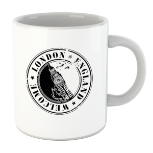 London Stamp Mug