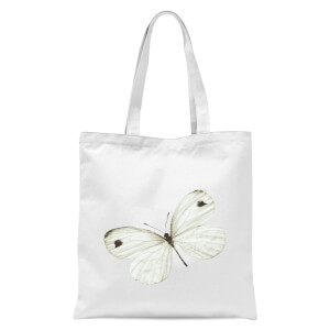 Butterfly 1 Tote Bag - White