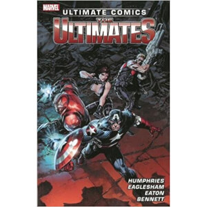 Ultimate Comics Ultimates By Humphries Trade Paperback Vol 01