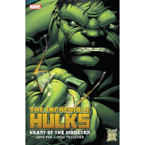 Incredible Hulks Heart Of Monster Trade Paperback