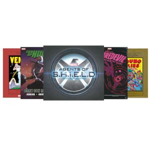 MEGA Marvel Book Bundle 5-Pack